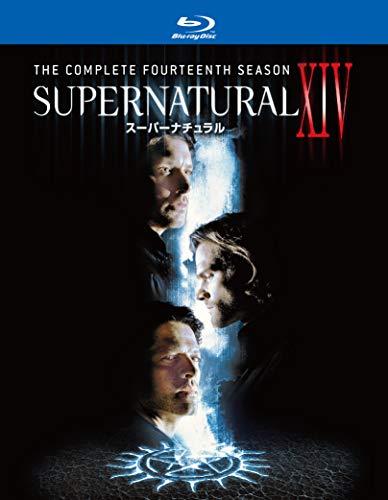 SUPERNATURAL XIV 14th シーズン ブルーレイ コンプリート・ボックス(3枚組) [Blu-ray]