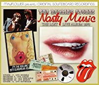 ROLLING STONES NASTY MUSIC - THE LOST LIVE ALBUM - 3CD