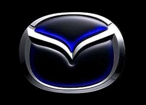 VALENTI(ヴァレンティ) ステアリングオーナメントプレート マツダ フレアブルー MZ-S601B