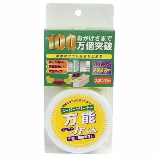 RoomClip商品情報 - スーパークリーナー万能Jrくん 75g スポンジ付 3791011075