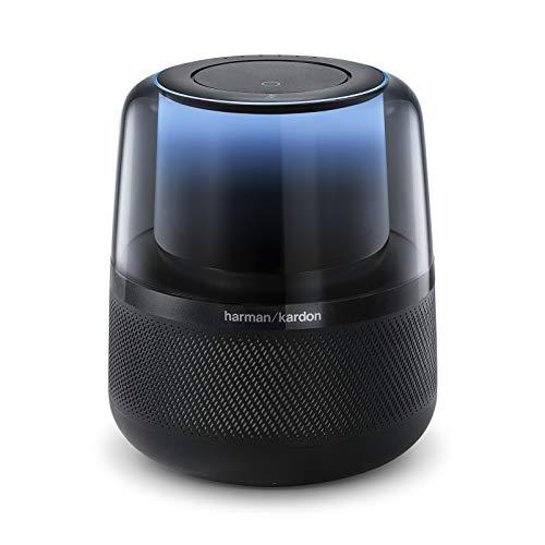 Harman Kardon Allure voice-activatedホームスピーカーwith Alexa、ブラック