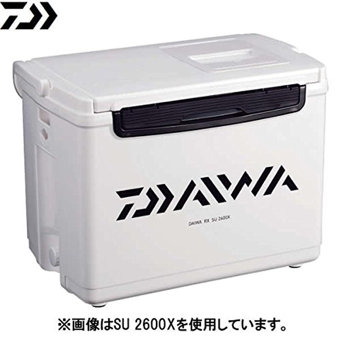 うがいティームオーバーランダイワ(Daiwa) クーラーボックス 釣り RX SU 1200X ホワイト
