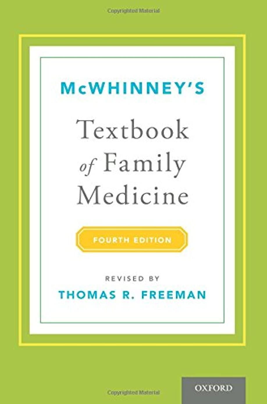 のスコアクロール備品McWhinney's Textbook of Family Medicine