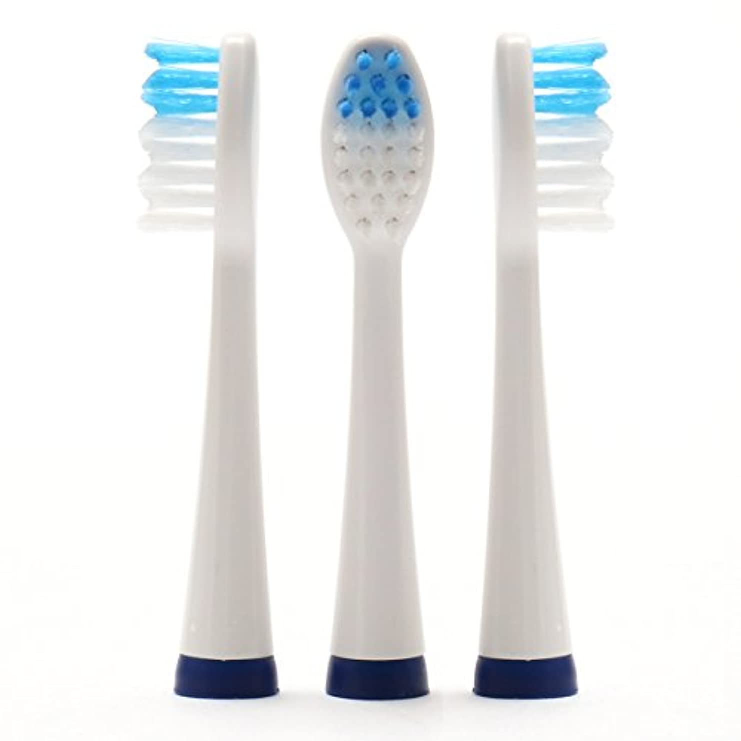 書き出すくるみ看板ソニックマジックミニ 専用替えブラシ3本セット 携帯用音波式電動歯ブラシ