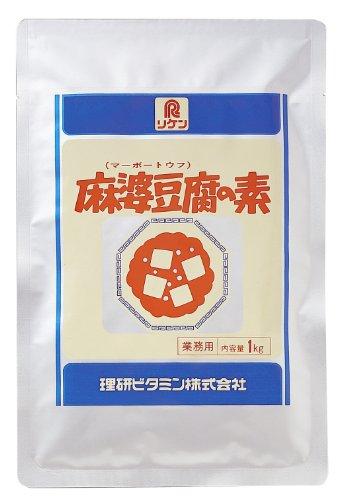 麻婆豆腐の素 レトルト 1Kg