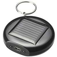 GREEN HOUSE ソーラー充電器 MiniB5/CDMA/FOMA用 600mA GH-SC600-3AK