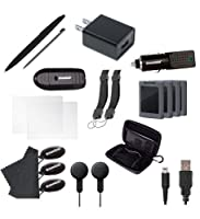 20 in 1 Essentials Kit for NEW 3DS XL Computers, Electronics, Office Supplies, Computing by dreamGEAR