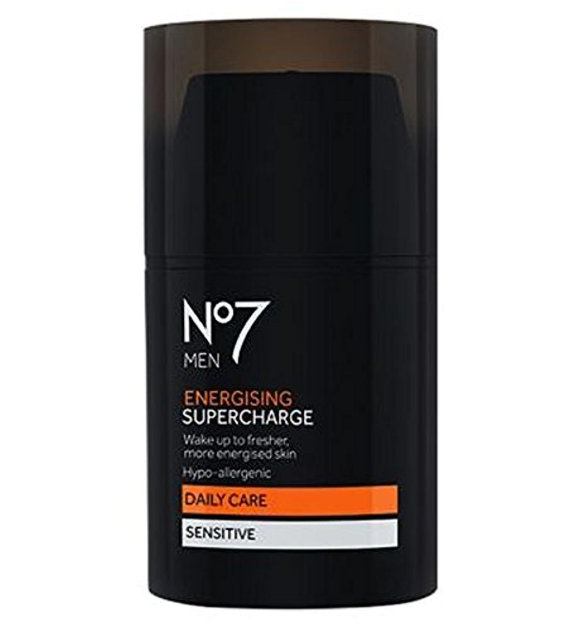カルシウム消去ルールNo7 Men Energising Supercharge - 過給を通電No7の男性 (No7) [並行輸入品]