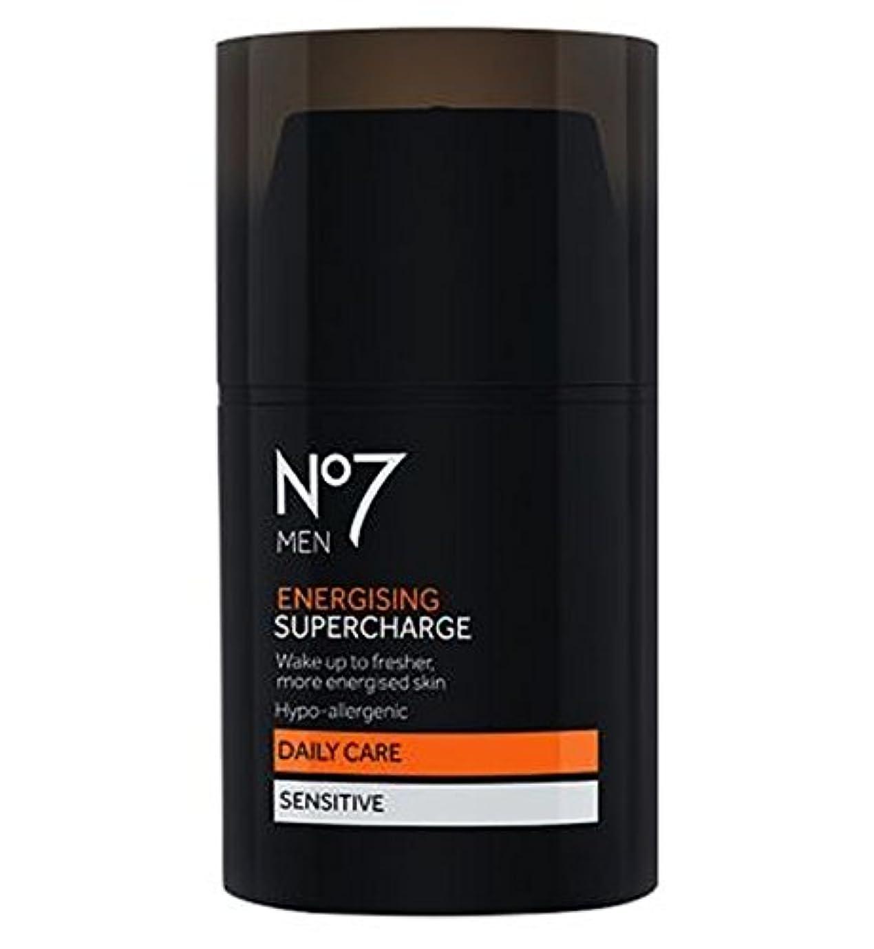 腐敗したネイティブするNo7 Men Energising Supercharge - 過給を通電No7の男性 (No7) [並行輸入品]