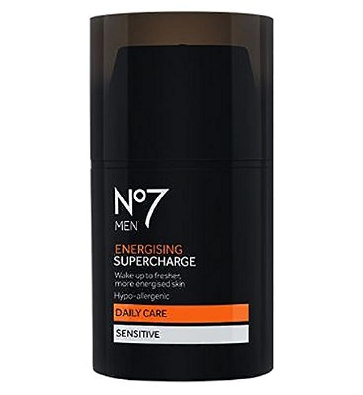 活気づく無知気質No7 Men Energising Supercharge - 過給を通電No7の男性 (No7) [並行輸入品]