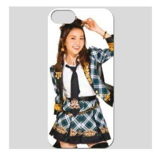 AKB48 iPhone5/5sケース 前しか向かねえⅤer. 大島優子