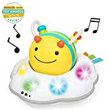 SKIPHOP 5カ月から ハイハイの練習 光と音で刺激 ビー・スパイラルトイ TYSH303108