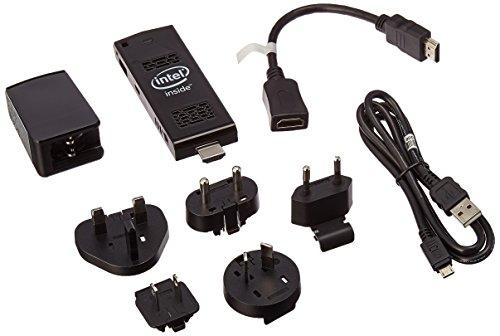 Intel Compute Stick スティック型コンピューター LinuxUBUNTU搭載モデル BOXSTCK1A8LFCL