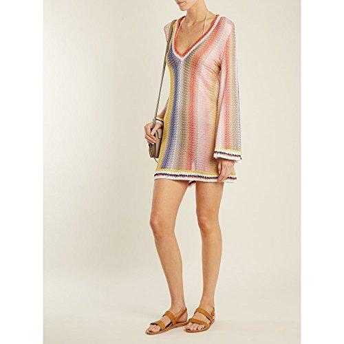(ミッソーニ) Missoni Mare レディース ワンピース・ドレス ワンピース Zigzag-striped knit kaftan 並行輸入品