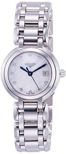 [ロンジン] 腕時計 ロンジン プリマルナ クォーツ L8.110.4.87.6 レディース 正規輸入品 シルバー