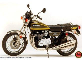 1/18 Kawasaki 750RS  ♯キャンディーイエロー