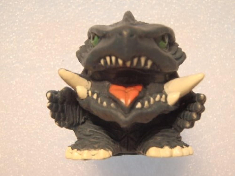指人形 1999 ガメラ ソフビコレクション バンダイ