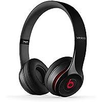【国内正規品】Beats by Dr.Dre Solo2 Wireless 密閉型ワイヤレスオンイヤーヘッドホン Bluetooth対応 ブラック