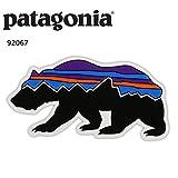 patagonia (パタゴニア) Fitz Roy Bear Sticker 920..