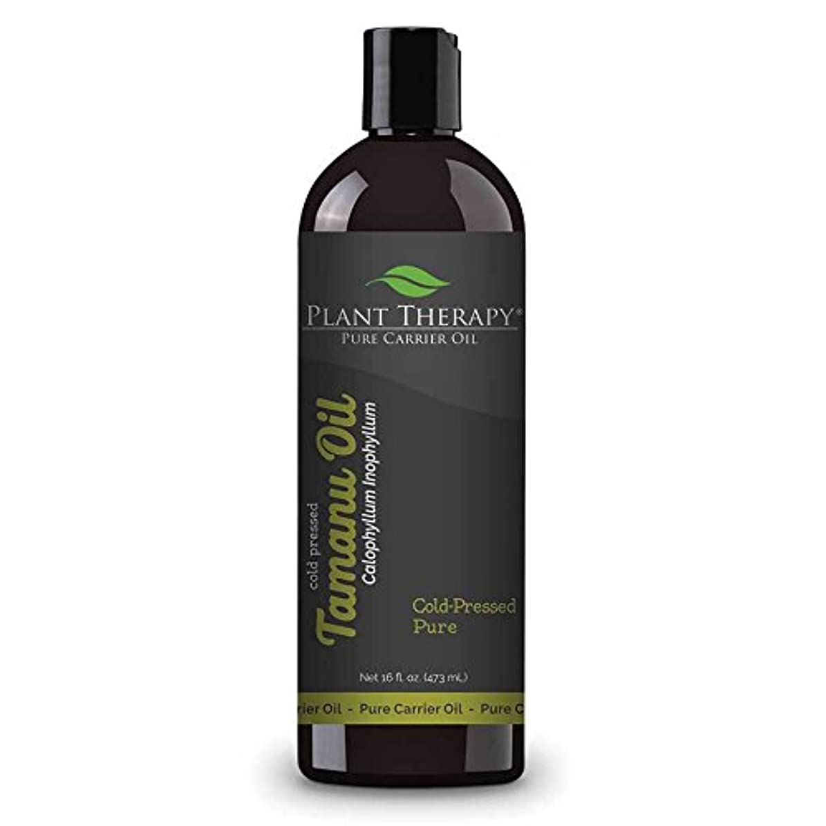 上下する変化する相反するPlant Therapy Tamanu Carrier Oil. 16 oz For Aromatherapy, Massage, Essential Oils, Skin Care.