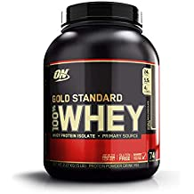 Optimum Nutrition Gold Standard 1 Whey Double Rich Chocolate Protein Powder, 2.27 Kilograms