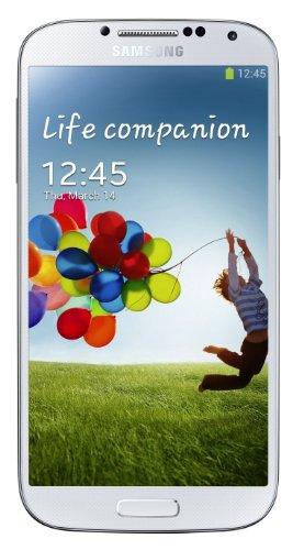 Samsung Galaxy S4 16GB White Frost (SIM Free/Unlocked) - 英国保証 - 並行輸入品