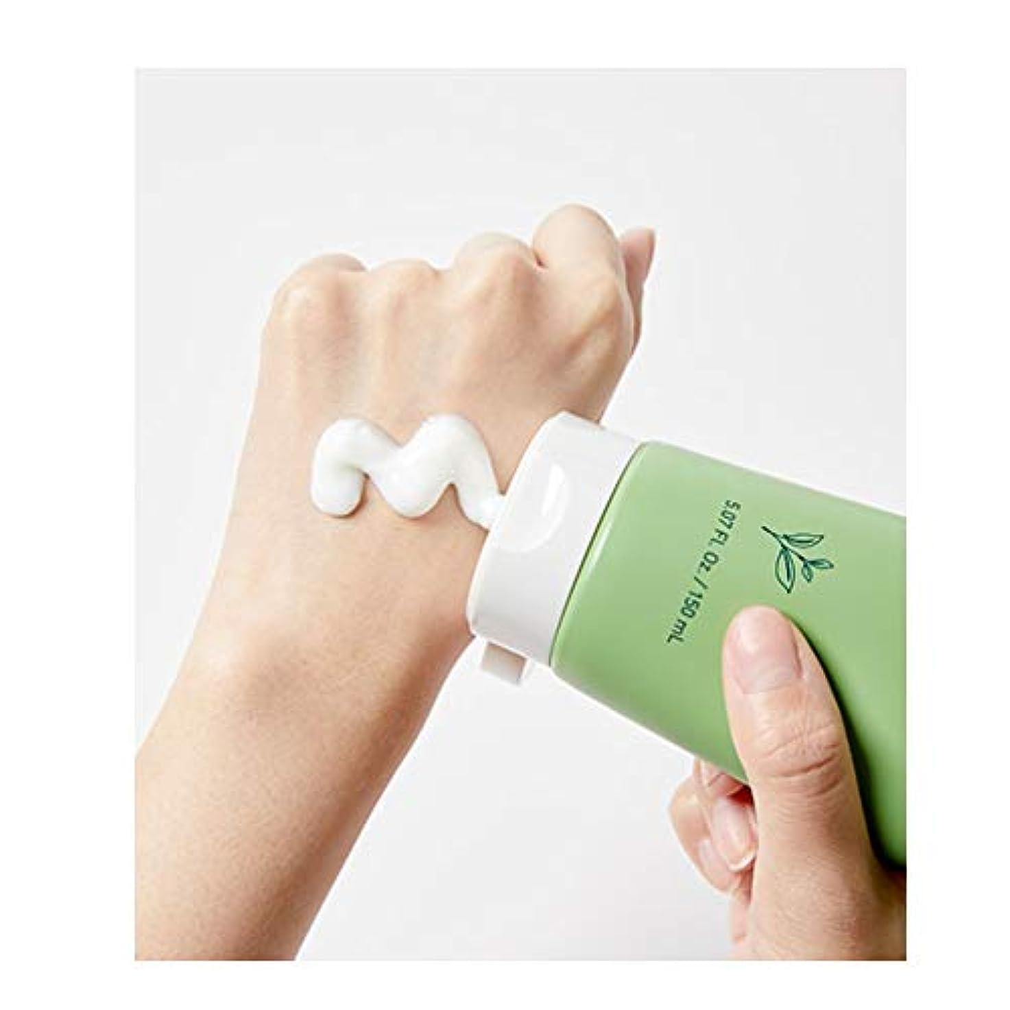 師匠症状分イニスフリーグリーンティーフォームクレンザー150mlx2本セット韓国コスメ、innisfree Green Tea Foam Cleanser 150ml x 2ea Set Korean Cosmetics [並行輸入品]
