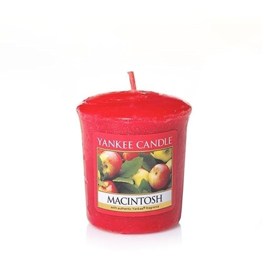 行商神の欠点ヤンキーキャンドル サンプラー マッキントッシュ 1.75oz 【YANKEE CANDLE】