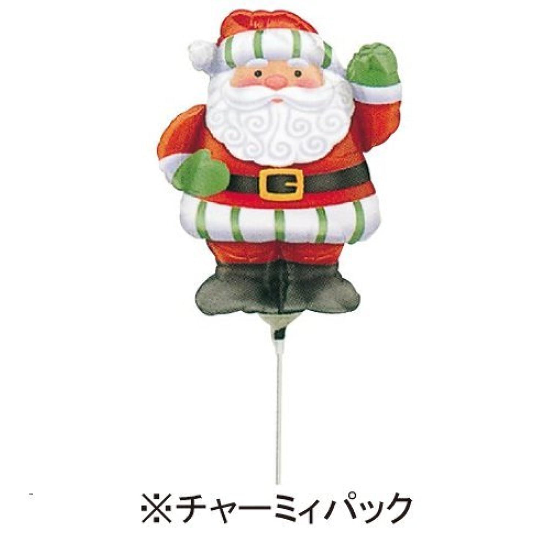 クリスマススティックアルミバルーン チャーミィパック ミニSHP ウィムジカルサンタ