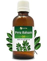 Peru Balsam (Myroxylon Pereirae) 100% Natural Pure Essential Oil 10ml
