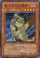遊戯王カード-ストラクチャーデッキ収録 【 異次元の生還者 】 SD14-JP013-N