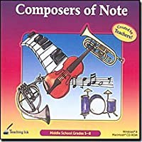 SelectSoft Publishing 139196 Composers of Note [並行輸入品]