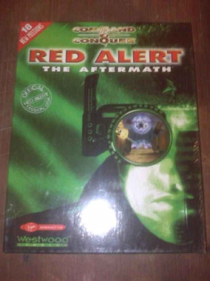 アシュリータファーマンチャーター気がついてCommand & Conquer Red Alert Expansion: The Aftermath (輸入版)