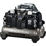 日立工機 釘打機用エアコンプレッサ タンク容量8L タンク内圧45気圧 一般圧専用 セキュリティ機能なし EC1245H3(N)