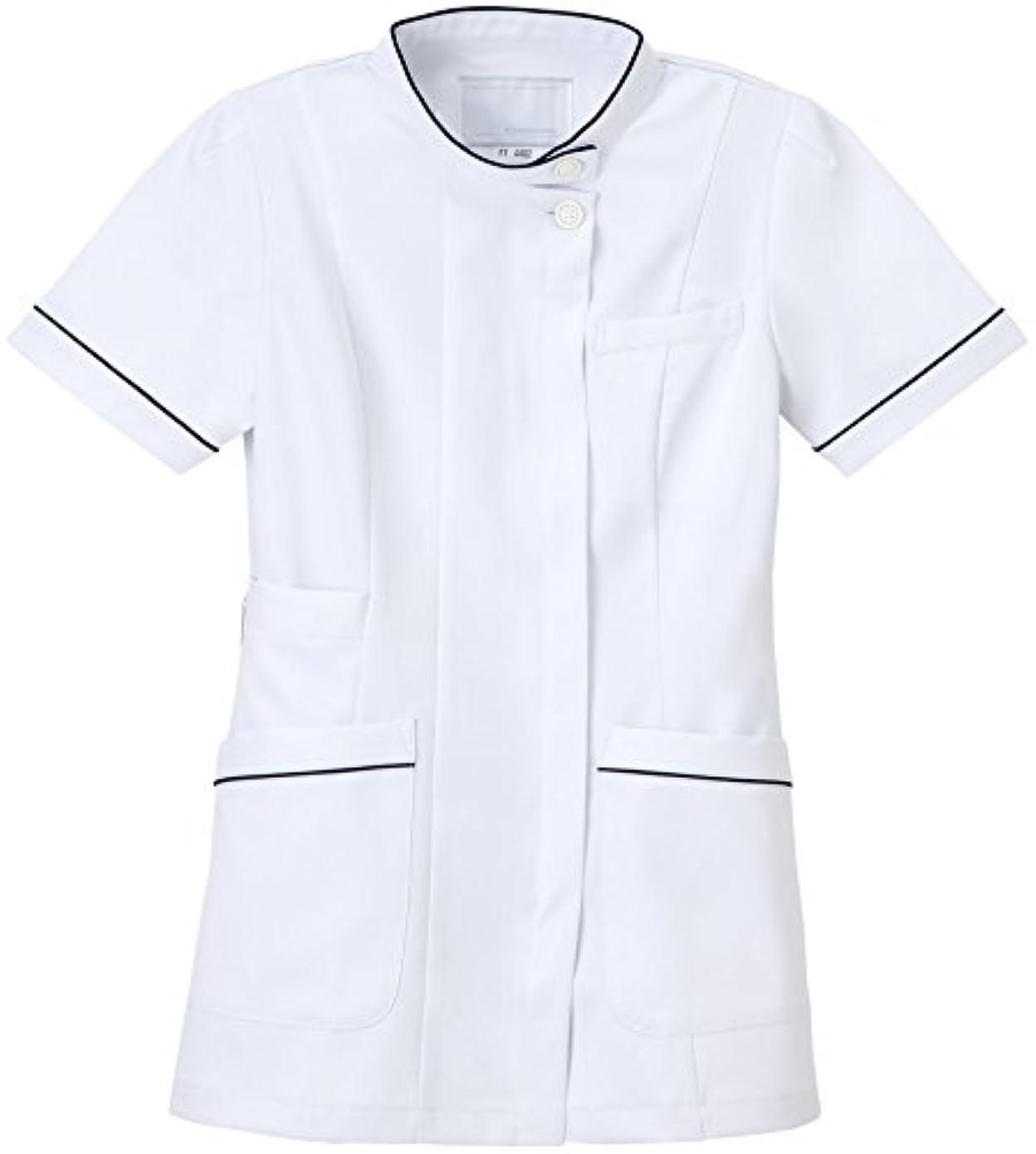 反映する孤児知覚できるナガイレーベン NAGAILEBEN 女子上衣 FT-4482(M)Tネイビー