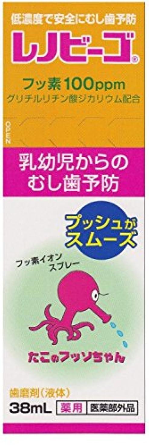 カートンレンディション不透明なレノビーゴ 増量品 38mL (医薬部外品)