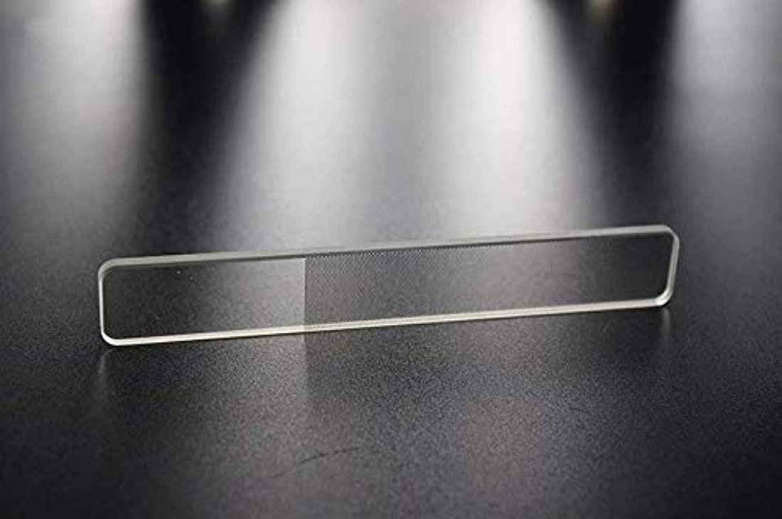 ボイラーブラシ磁気爪やすり 爪磨き ガラス製 ネイルシャイナ つめみがき ネイルケア ナノ技術が生んだ全く新しい つめやすり (爪)