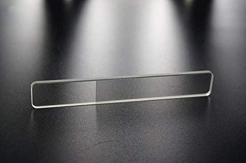 浸した正規化モトリー爪やすり 爪磨き ガラス製 ネイルシャイナ つめみがき ネイルケア ナノ技術が生んだ全く新しい つめやすり (爪)