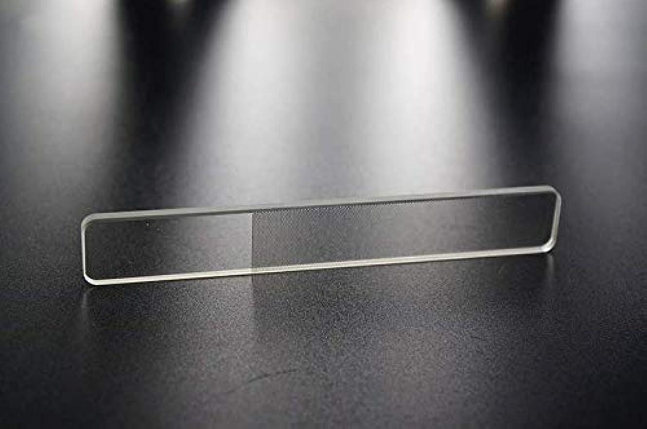 刑務所甘くするアトラス爪やすり 爪磨き ガラス製 ネイルシャイナ つめみがき ネイルケア ナノ技術が生んだ全く新しい つめやすり (爪)