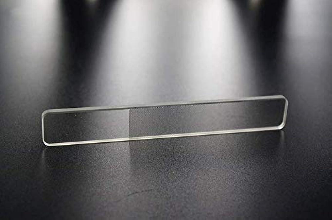 爪やすり 爪磨き ガラス製 ネイルシャイナ つめみがき ネイルケア ナノ技術が生んだ全く新しい つめやすり (爪)