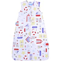 The Gro Company Sandcastle Bay Travel Grobag, 0-6 Months, 1.0 TOG by The Gro Company