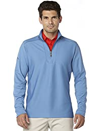 (4X Big, Riviera) - Callaway Men's Golf Mid-Layer Long Sleeve Pullover