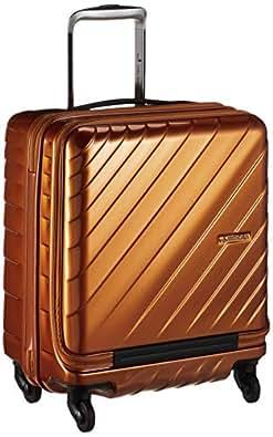 [ヒデオワカマツ] マックスキャビン ウェーブ 機内持ち込み可 保証付 42L 50 cm 3.3kg オレンジ