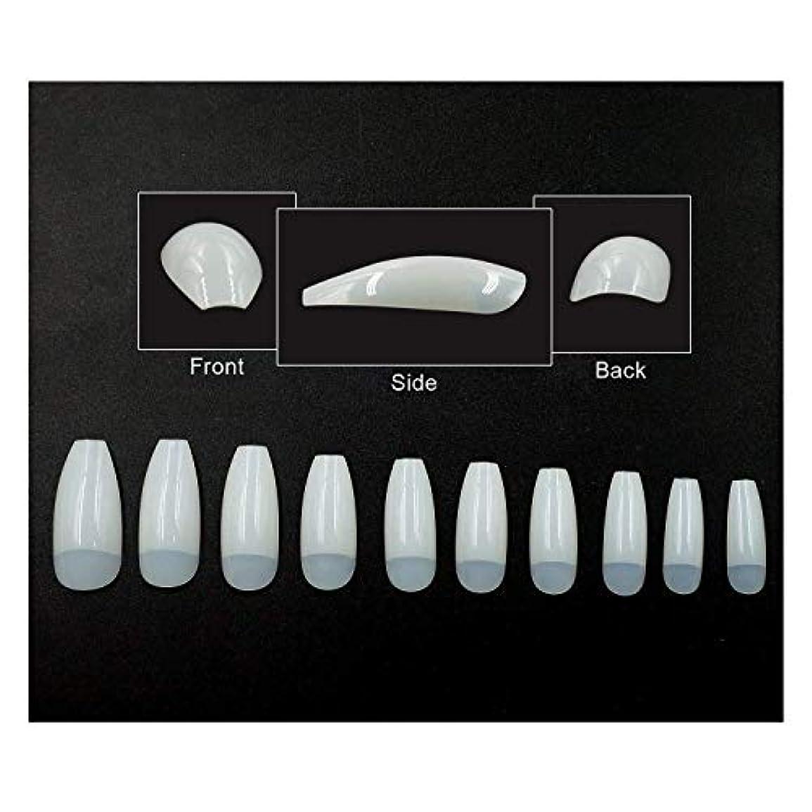 憂鬱な通常拳Murakush 偽ネイル 偽爪 ネイルアート 500個 3d UVジェル 自己接着 スライス ポリマークレイ diyネイル マニキュアの装飾 ネイルチップ ネイルデコレーション 手作り 可愛い
