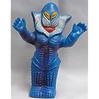 昔の大里玩具 怪獣 指人形ソフビ メフィラス星人