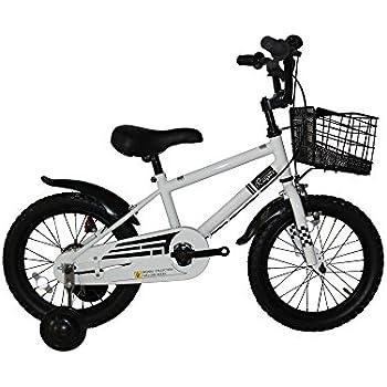 Raysusレイサス 自転車 16インチ RY-16NKN-H-WH 子供自転車 キッズバイク 95%完成車 (ホワイト) [その他]