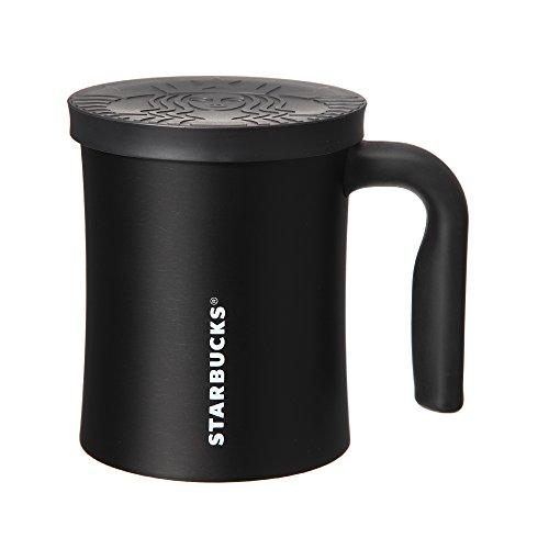 RoomClip商品情報 - スターバックス Starbucks 2016 ステンレス ロゴキャップマグ ブラック 350ml
