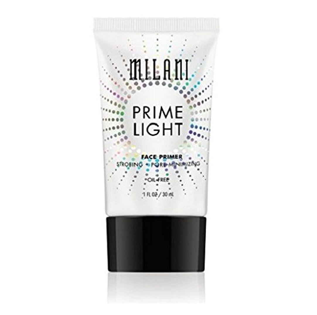 洗練バレーボール着服MILANI Prime Light Strobing + Pore-Minimizing Face Primer (並行輸入品)