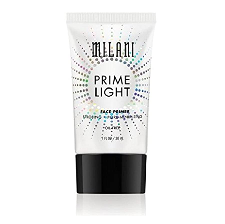 田舎者区別する焦げMILANI Prime Light Strobing + Pore-Minimizing Face Primer (並行輸入品)