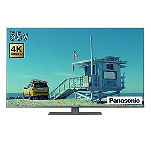 パナソニック 55V型 4K対応 液晶 テレビ VIERA HDR対応 TH-55FX800